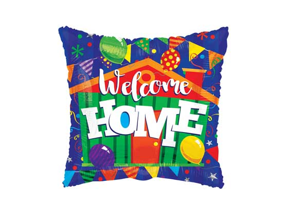 Welcome & Welcome Home