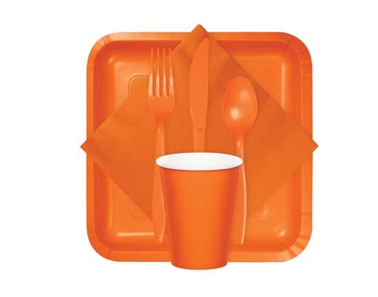 Sunkissed Orange